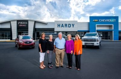 Hardy Chevrolet Buick GMC Image 3