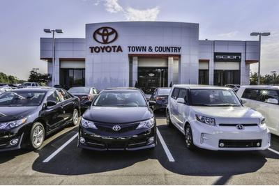 Town and Country Toyota Image 5