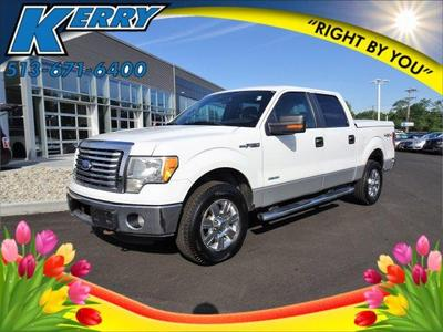 2011 Ford F-150 XLT for sale VIN: 1FTFW1ET6BFC19269
