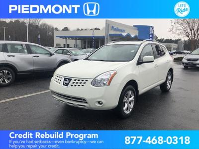 2008 Nissan Rogue SL for sale VIN: JN8AS58V58W106095