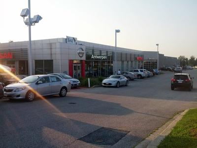 Antwerpen Nissan of Clarksville Image 2