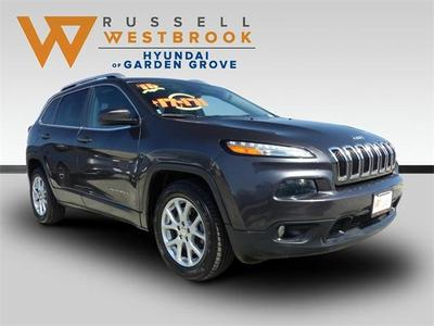 Jeep Cherokee 2016 for Sale in Garden Grove, CA