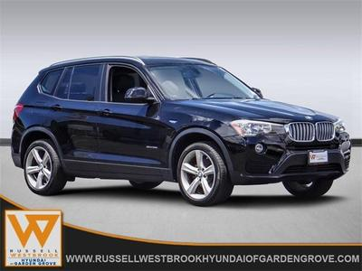 BMW X3 2017 for Sale in Garden Grove, CA