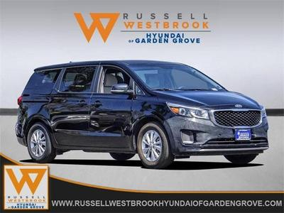 KIA Sedona 2018 for Sale in Garden Grove, CA