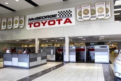 McGeorge Toyota Image 1