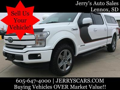 Ford F-150 2019 for Sale in Lennox, SD