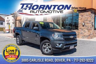 Chevrolet Colorado 2016 for Sale in Dover, PA