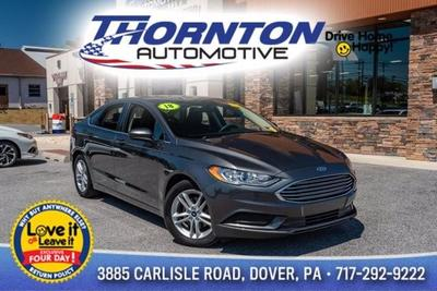 Ford Fusion 2018 for Sale in Dover, PA