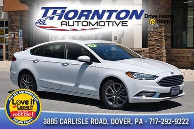 Ford Fusion 2017 for Sale in Dover, PA