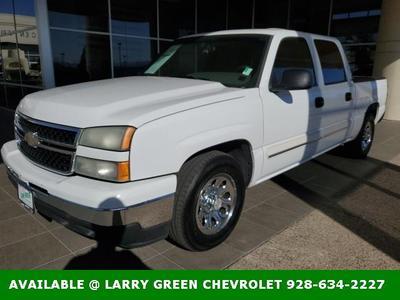 Chevrolet Silverado 1500 2007 for Sale in Cottonwood, AZ