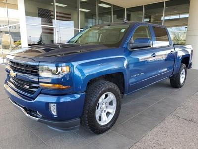 Chevrolet Silverado 1500 2018 for Sale in Cottonwood, AZ