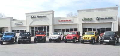 John Greene Chrysler Dodge Jeep RAM of Morganton Image 2