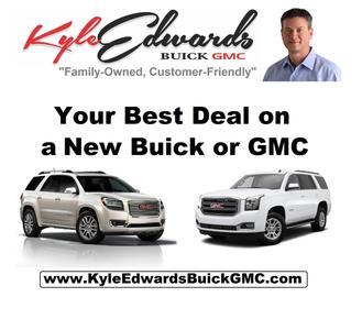 Kyle Edwards Buick GMC Image 1