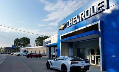 Pendarvis Chevrolet Image 4