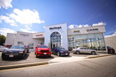 Heritage Chrysler Jeep Dodge RAM Owings Mills Image 3