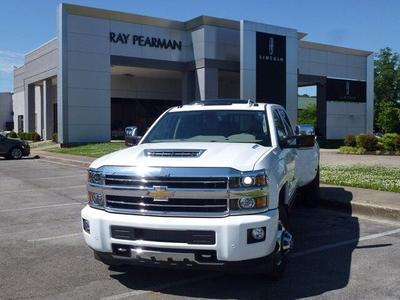 Chevrolet Silverado 3500 2019 a la Venta en Huntsville, AL