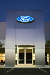 Dublin Ford Lincoln Image 1
