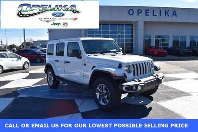 2019 Jeep Wrangler Unlimited Sahara for sale VIN: 1C4HJXEN8KW542959