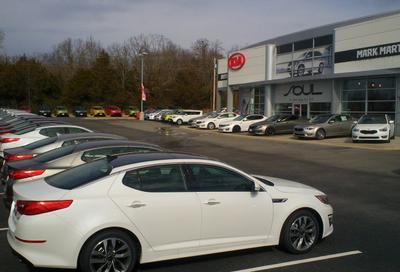 Mark Martin Ford Kia Image 3