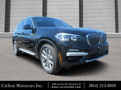BMW X3 2019 for Sale in Greenville, SC