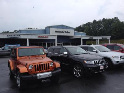 Mountain Valley Chrysler Dodge Jeep Ram Fiat Image 1