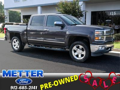2014 Chevrolet Silverado 1500 LTZ for sale VIN: 3GCUKSECXEG343668