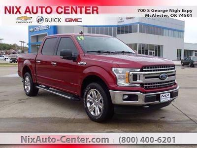 Ford F-150 2019 for Sale in McAlester, OK