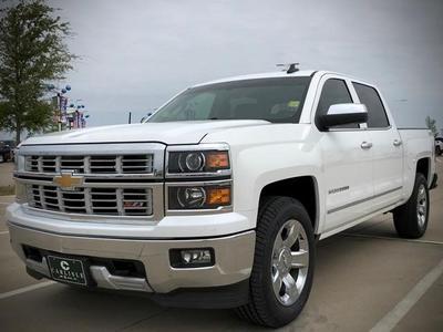 Chevrolet Silverado 1500 2015 for Sale in Waxahachie, TX
