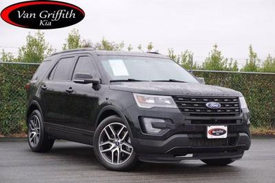Ford Explorer 2017 for Sale in Granbury, TX