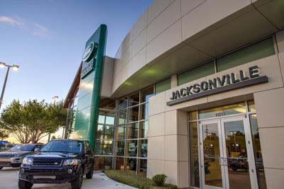 Jaguar Land Rover Jacksonville Image 2