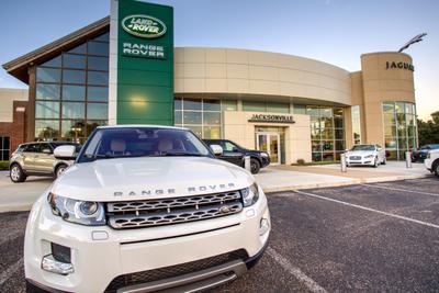 Jaguar Land Rover Jacksonville Image 3