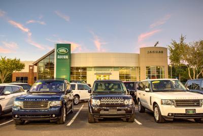 Jaguar Land Rover Jacksonville Image 8