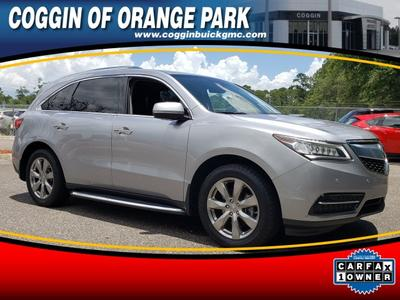 2016 Acura MDX 3.5L for sale VIN: 5FRYD4H93GB015653