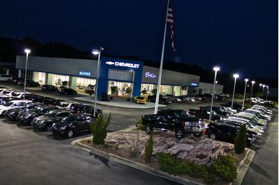 Marine Chevrolet Cadillac In Jacksonville Including Address Phone Dealer Reviews Directions A Map Inventory And More
