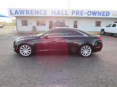 2017 Cadillac ATS 2.0L Turbo for sale VIN: 1G6AA1RXXH0145049