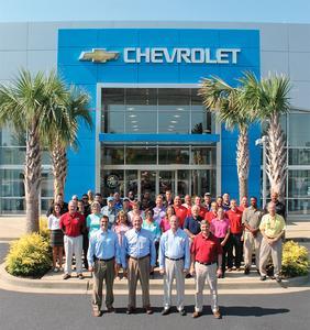 Jones Chevrolet Cadillac Image 2