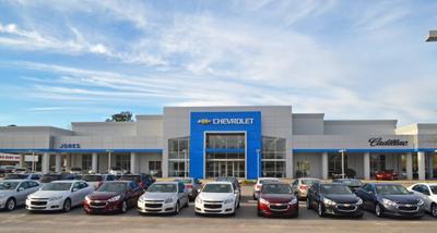 Jones Chevrolet Cadillac Image 3