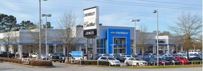 Jones Chevrolet Cadillac Image 5