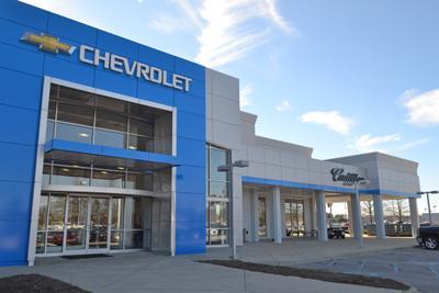 Jones Chevrolet Cadillac Image 7