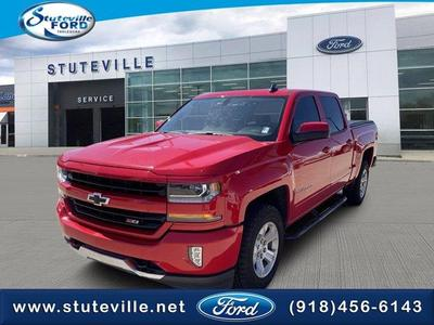 Chevrolet Silverado 1500 2018 for Sale in Tahlequah, OK