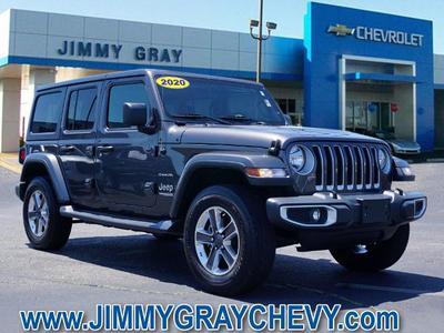 Jeep Wrangler Unlimited 2020 a la venta en Southaven, MS