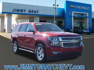 2015 Chevrolet Tahoe LTZ for sale VIN: 1GNSCCKC1FR247905