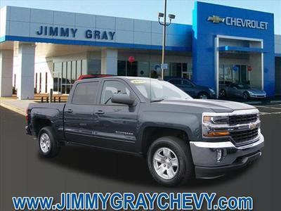 2018 Chevrolet Silverado 1500 LT for sale VIN: 3GCUKREC2JG148988