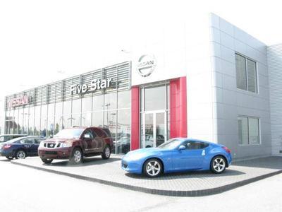 Five Star Nissan Image 1