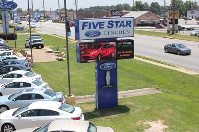 Five Star Ford Warner Robins >> Five Star Ford Lincoln In Warner Robins Including Address Phone