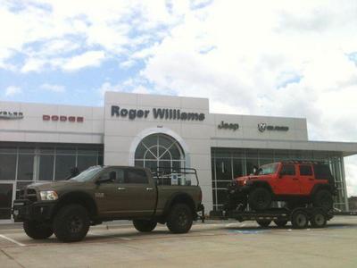 Roger Williams Chrysler Dodge Jeep Image 2