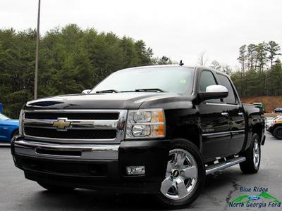 Chevrolet Silverado 1500 2011 for Sale in Blue Ridge, GA