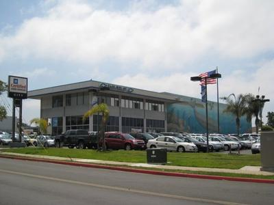 Mission Bay Chevrolet Image 1