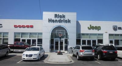 Rick Hendrick Dodge Chrysler Jeep RAM Image 7
