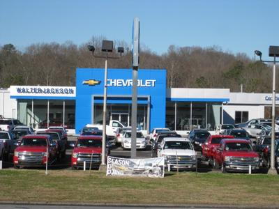 Walter Jackson Chevrolet In Ringgold Including Address Phone Dealer Reviews Directions A Map Inventory And More